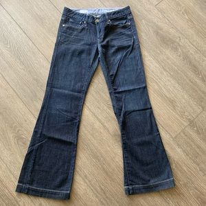 Gap 1969 jeans long and lean size 26/2 a